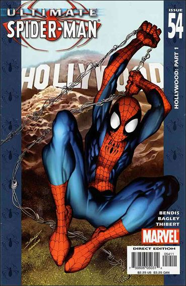 Ultimate Spider-Man (2000) 54-A by Marvel