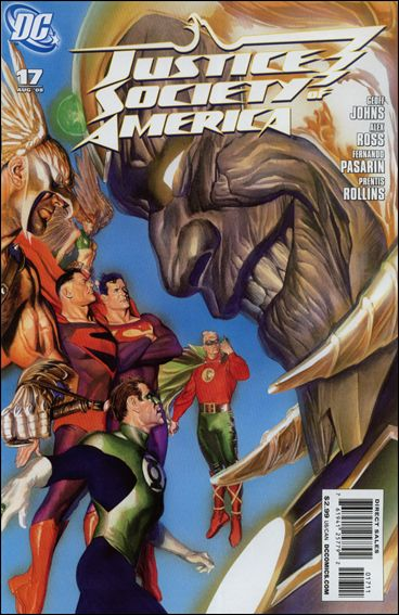 Justice Society of America (2007) 17-A by DC