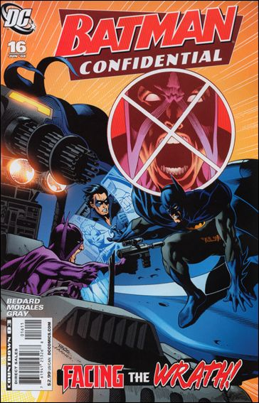 Batman Confidential 16-A by DC