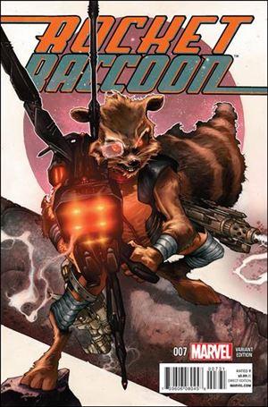 Rocket Raccoon (2014) 7-C