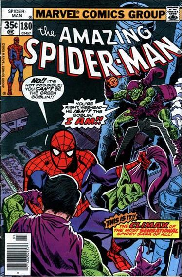 Amazing Spider-Man (1963) 180-A by Marvel