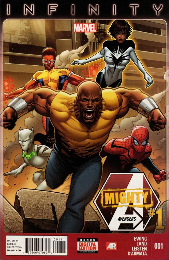 Mighty Avengers (2013) 1-A by Marvel