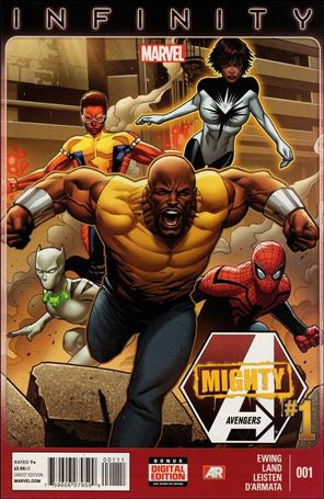 Mighty Avengers (2013) 1-A
