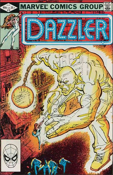 Dazzler (1981) 18-A by Marvel