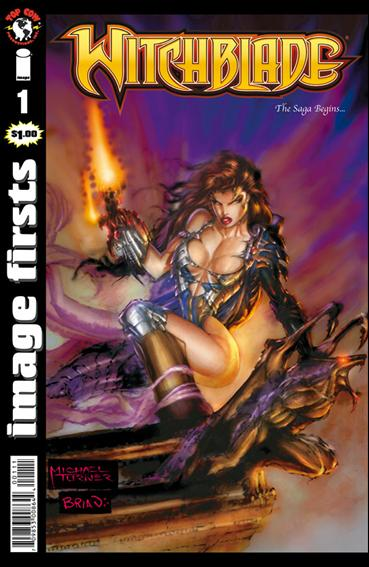 Witchblade 1-J by Top Cow