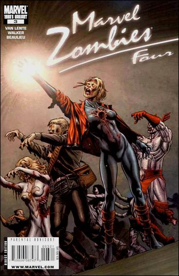 Marvel Zombies 4 3-B by Marvel