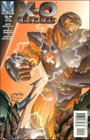 X-O Manowar (1992) 54-A