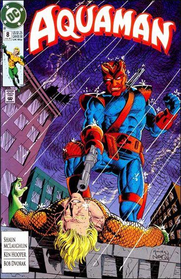 Aquaman (1991) 8-A by DC