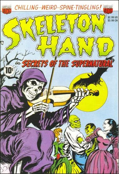 Skeleton Hand (1997) 1-A by American Comics Group (ACG)