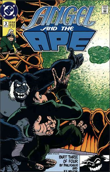 Angel and the Ape (1991) 3-A by DC
