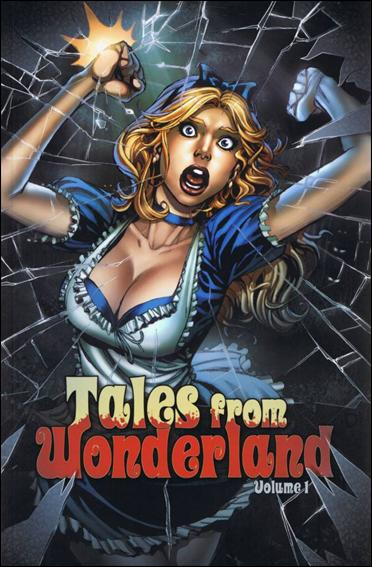 Tales from Wonderland 1-A by Zenescope Entertainment