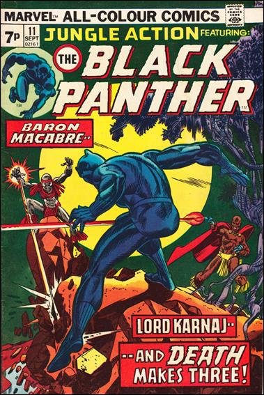 Jungle Action (1972) 11-B by Marvel