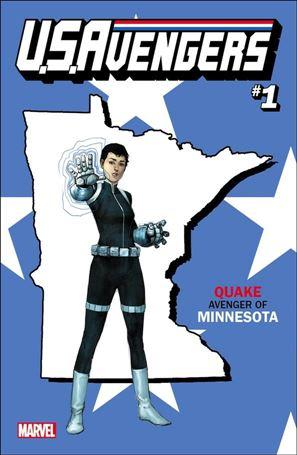 U.S.Avengers 1-MX