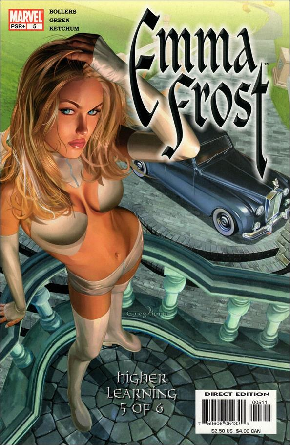 Emma Frost 5-A by Marvel