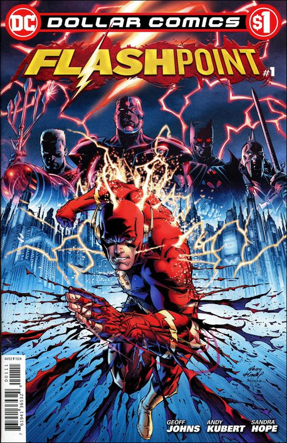 Flashpoint (2011) 1-H by DC