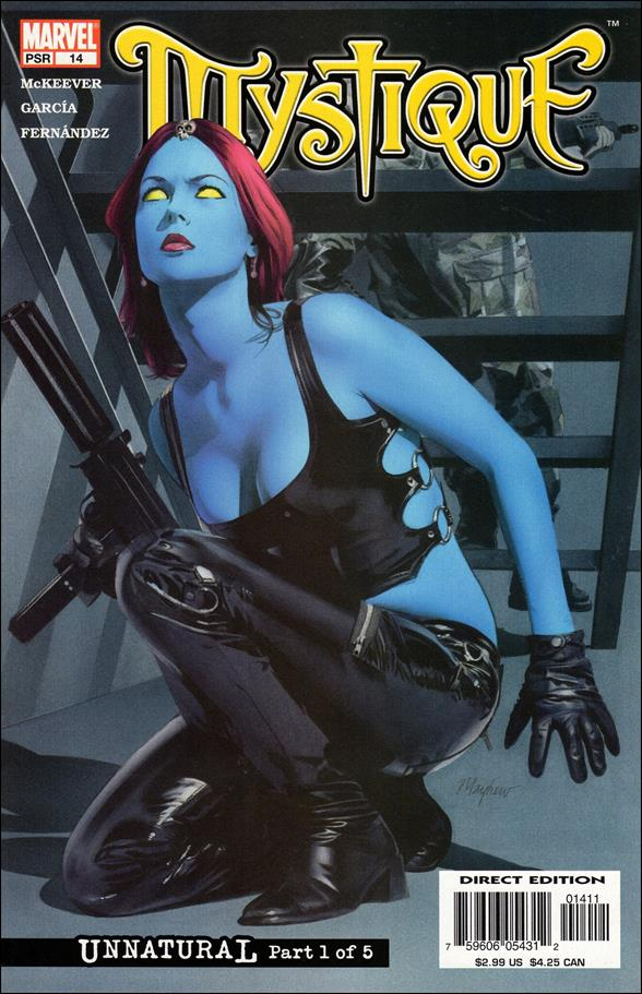 Mystique 14-A by Marvel