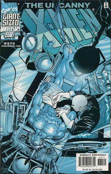 Uncanny X-Men (1981) 375-A by Marvel