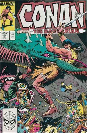 Conan the Barbarian (1970) 212-A