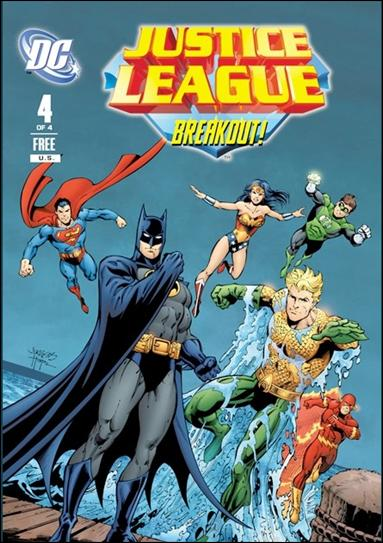 General Mills Presents: Justice League 4-B by DC