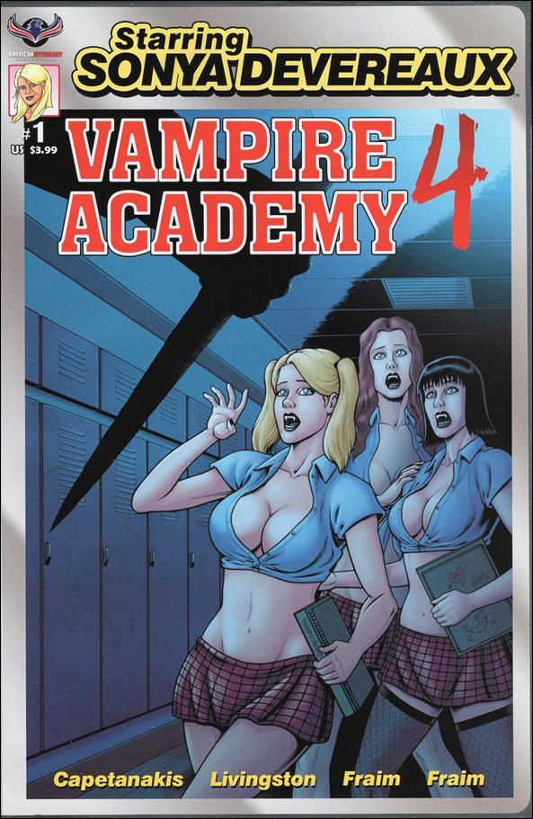 Starring Sonya Devereaux: Vampire Academy 4 1-A by American Mythology