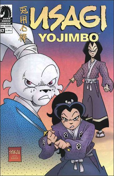 Usagi Yojimbo (1996) 87-A by Dark Horse