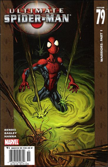 Ultimate Spider-Man (2000) 79-C by Marvel