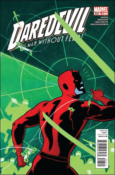 Daredevil (1964) 507-A by Marvel