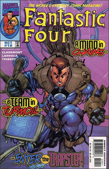 Fantastic Four (1998) 10-A by Marvel