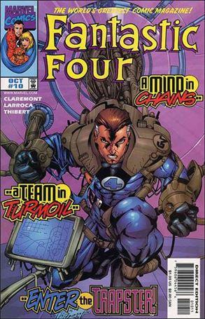Fantastic Four (1998) 10-A