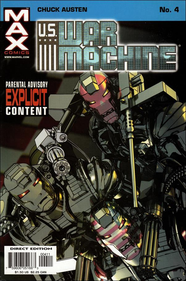U.S. War Machine 4-A by Max