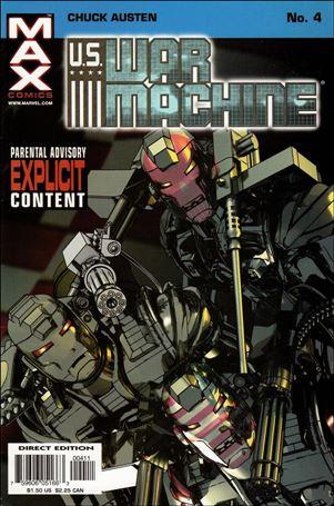 U.S. War Machine 4-A