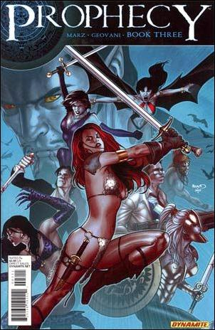 Prophecy 3-A by Dynamite Entertainment