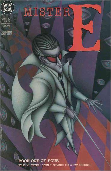 Mister E 1-A by DC