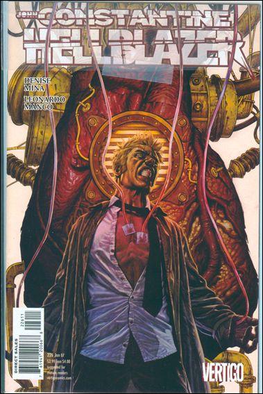 Hellblazer (1988) 226-A by Vertigo