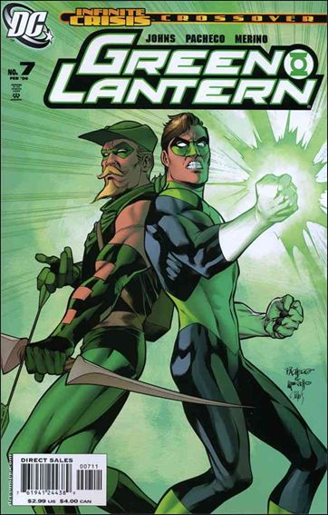 Green Lantern (2005) 7-A by DC