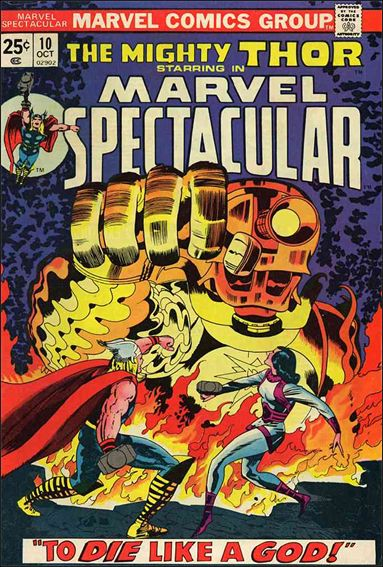 Marvel Spectacular 10-A by Marvel