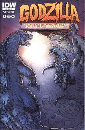 Godzilla: Half Century War  5-B