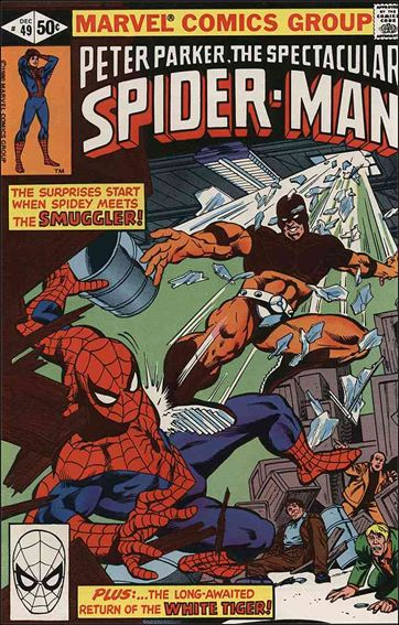 Spectacular Spider-Man (1976) 49-A by Marvel
