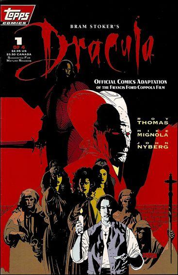 Bram Stoker's Dracula 1-B by Topps