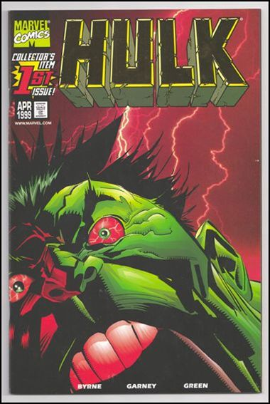 Hulk (1999) 1-C by Marvel