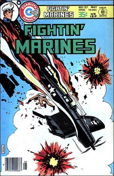 Fightin' Marines (1953) 137-A by Charlton