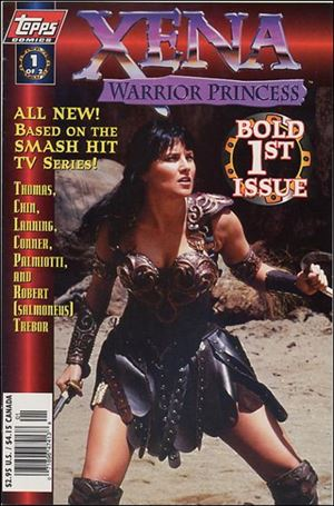 Xena: Warrior Princess (1997) 1-B