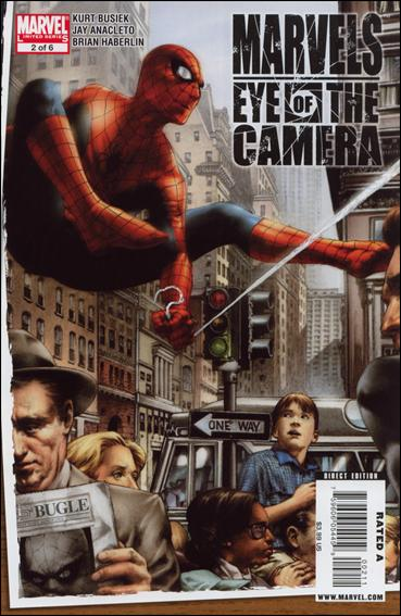 Marvels: Eye of the Camera 2-A by Marvel
