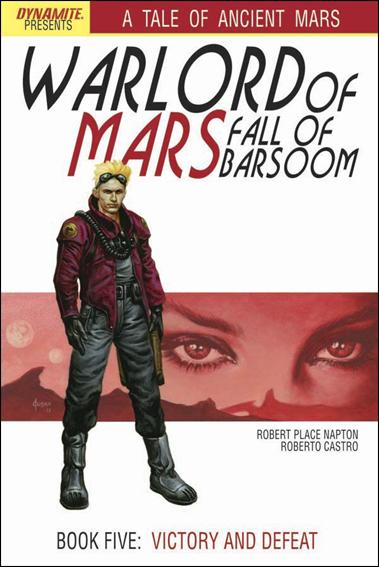 Warlord of Mars: Fall of Barsoom 5-A by Dynamite Entertainment
