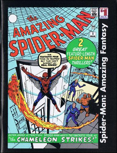 Spider-Man: Amazing Fantasy 1-B by Marvel