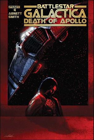 (Classic) Battlestar Galactica: The Death of Apollo 4-C