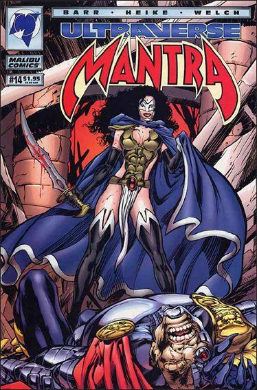 Mantra (1993) 14-A by Malibu