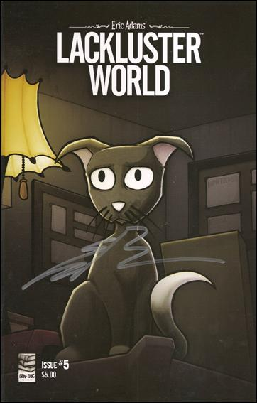 Lackluster World 5-A by Generation Eric Publishing