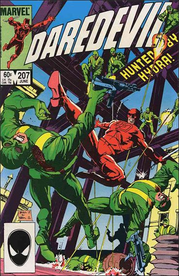 Daredevil (1964) 207-A by Marvel