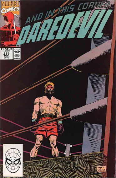 Daredevil (1964) 287-A by Marvel